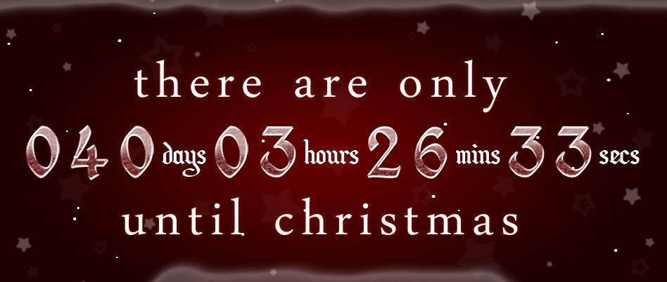 How Many Days Till Christmas From Today.How Many Days Until Christmas Featured Post From Www